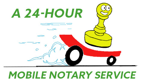 A 24-Hour Mobile Notary Service
